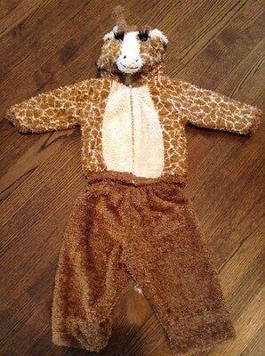 - Baby Boy Giraffe Kostüm