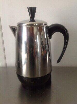 Farberware Percolator 8-Cup Stainless Steel Coffee Maker Fast-Brew FCP280 Fast Brew Percolator