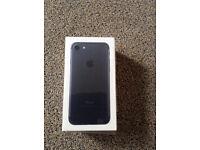 iPhone 7 32gb Black, Boxed & Unlocked