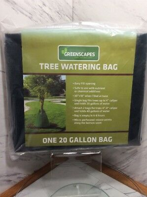 GREENSCAPES Tree Watering Bag One 20 Gallon Bag