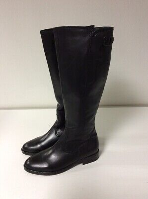 Gabor Damenschuh Stiefel Schuhe Leder Rhodos 92.757-67 schwarz Gr. 39   AR