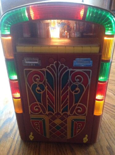 Yuletide Collectable Am Fm Radio