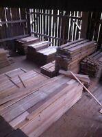 "Hardwood Lumber ""Buy The Pile"""