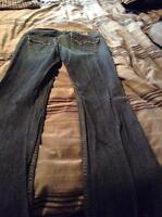 Ladies Size 30 Lucky Brand Jeans