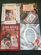 Counted Cross Stitch Patterns Lot
