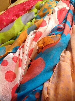 шарф NEW Lot of 3 Scarves
