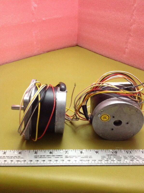 MAE Stepper Motor Lot Of Two New No Box