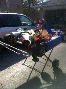 TRADE RACING GO KART FOR GOOD DIRT BIKE OR  SPORT BIKE Windsor Region Ontario image 5