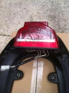 SUZUKI GSXR1000 01-02 TAIL SECTION TAIL LIGHT AND SOLO SEAT Windsor Region Ontario image 10
