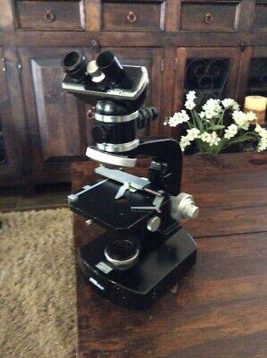 Nikon S Type Microscope