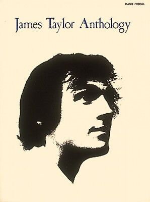 James Taylor Anthology Sheet Music Piano Vocal Guitar Songbook NEW 000358275
