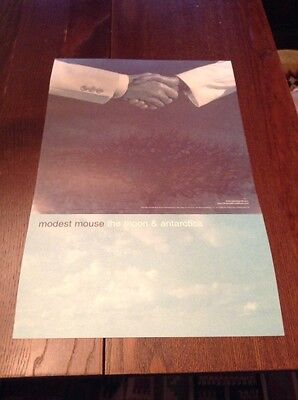 Modest Mouse The Moon And Antarctica Rare Record/Tour Poster New