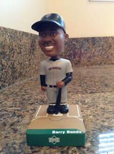 Barry Bonds Bobblehead Blue Jays