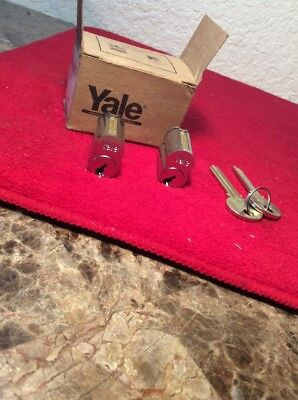 Yale Key Set 1210 Interchangeable Core 626 And Keyway Vg