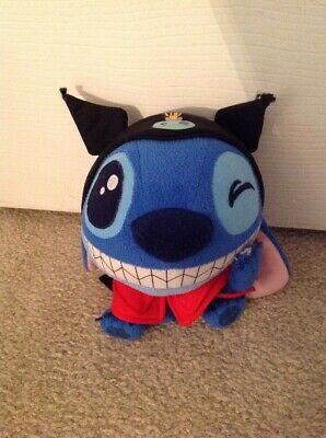 Disney World Exclusive STITCH Plush Halloween Devil  Costume Trick or - Stitch Halloween Plush