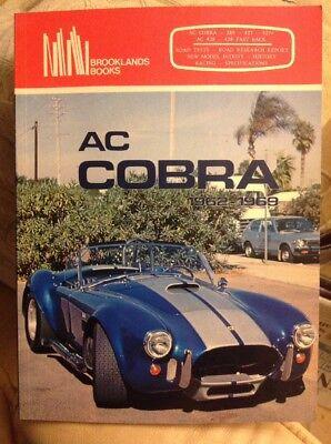 Used, A C COBRA 1962-1969                 A for sale  Horsham