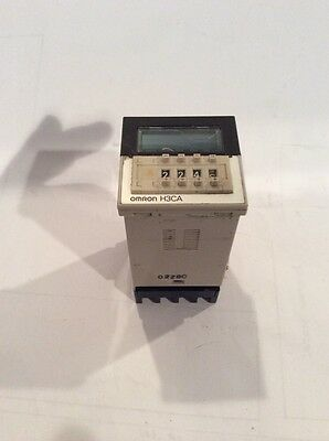 Omron H3ca-8 Timer