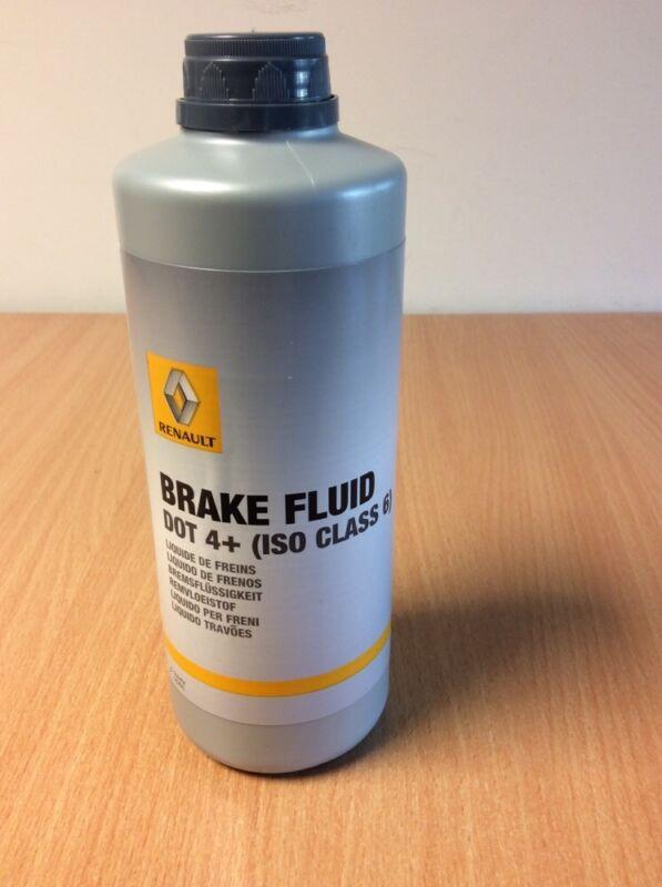 DOT+4%2B+E.S.P.+Brake+Fluid+500ml+Bottle+ISO+Class+6+Genuine+Renault+Product.+