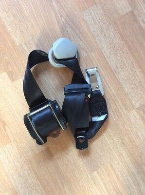 Galaxy, Sharan,Alhambra MK2 00-06 O/S Drivers Rear Boot Seat Belt With Stalk