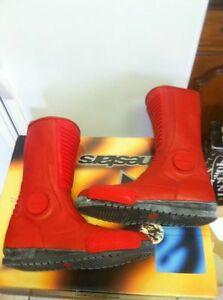 TEKNIC MAGNUM BOOTS RED SIZE 9 NEW IN THE BOX Windsor Region Ontario image 6