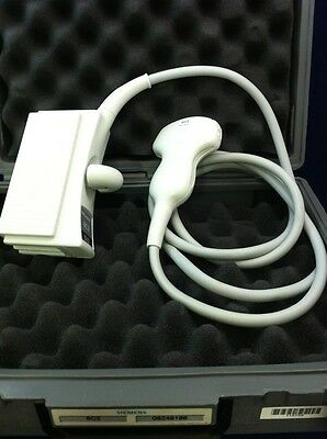 Acuson 6c2 Ultrasound Probe Sequoia 512 Mfg 2008 Excellent Cond Transducer