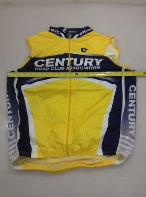 Champion System Mens Size Large L Cycling Wind Vest (5617-27)