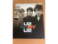 U2 by U2 - Large hardback / Coffee Table Book