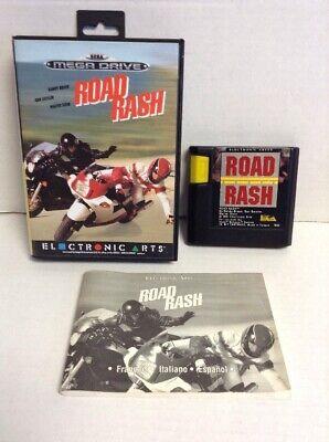 Road Rash Sega Mega Drive Complete CIB comprar usado  Enviando para Brazil