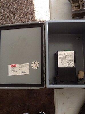 Hoffman Cutout Box W Red Lion Controls
