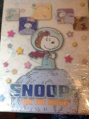 Cedar Fair Snoopy On The Moon Photo Album   New