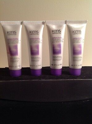 KMS colorvitality  blond leave in cream (4 x .67 oz.)