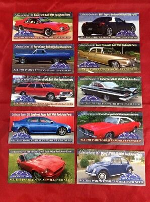 Rockauto Collector Car Magnets   Magnet Collection