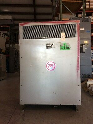 Matra 3 Phase Transformer 300 KVA 2400 Delta Primary w/ Taps 480 Delta Secondary