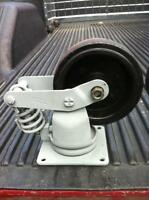 SNAP ON TOOL BOX SPRING LOADED CASTER WHEELS FOR KRL/MASTER