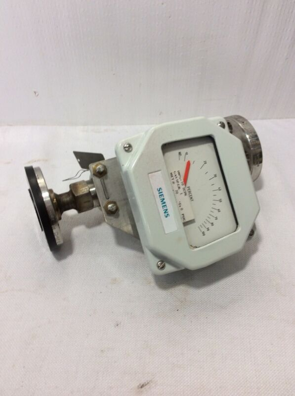 """Siemens 55-200 5520MO2207XDXU Armored Flowmeter with 1/2"""" 300LB Flanges"""
