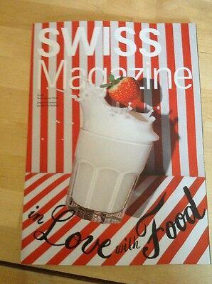 SWISS Bordmagazin 11/2016