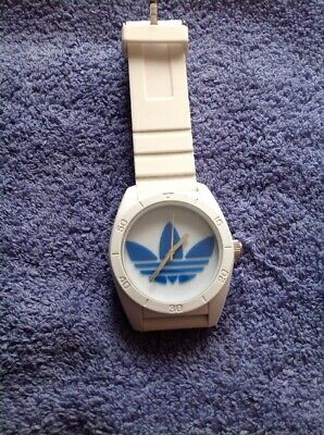 Adidas Santiago Watch ADH 2921 Used Needs Battery