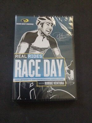 Real Rides Race Day With Robbie Venture Trainer Video (1231)