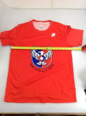 Champion System Mens Lacrosse Tech T Shirt Large L (5617-55) b657afb1d