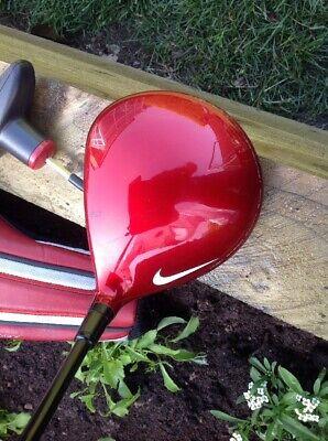 Nike VRS Covert Driver Right Handed Mitsubishi Rayon Regular Flex Shaft & Tool