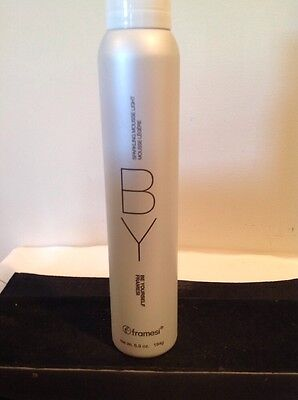 By Framesi Be Yourself Sparkling Mousse Light 6.9 Oz