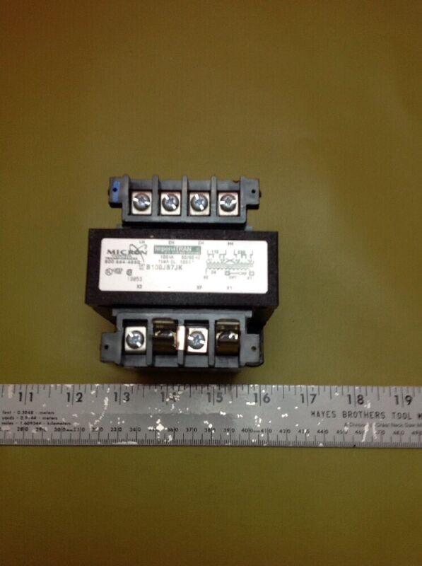ImperviTran Micron Control Transformer B100JB7JK New No Box