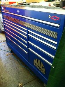 MACSIMIZER CLASS II PROFESSIONAL TOOL BOX WITH STAINLESS STEEL