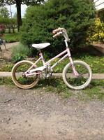 Girls bike(small bike)
