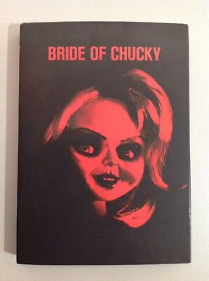 BRIDE OF CHUCKY MOVIE ( DVD ).HALLOWEEN SPECIAL (GLOW IN THE DARK SLIP COVER)SEA](Halloween Movie Specials)