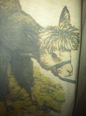 "2XL Adult  Alpaca Wisdom ""Resist Change.. Until You Can't 'T Shirt Brand New Brn"