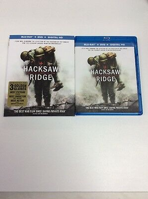 Hacksaw Ridge (Blu-ray + Digital HD) No DVD!! PLEASE READ DESCRIPTION,LIKE NEW! for sale  Oklahoma City