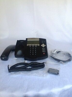 Polycom Soundpoint Digital Ip450 Voip Phone 2201-12450-001 Incomplete - New
