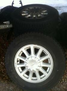 FORD WINDSTAR 15 INCH RIMS IN VERY GOOD CONDITION