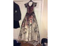 Halloween Corpse,vamp Bride Get Now In Time For Halloween , Sz 12